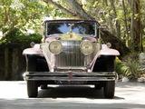 Rolls-Royce Phantom I Imperial Cabriolet by Hibbard & Darrin 1931 wallpapers