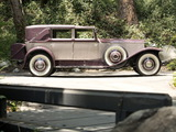 Rolls-Royce Phantom I Imperial Cabriolet by Hibbard & Darrin 1931 wallpapers