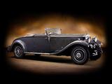 Rolls-Royce Phantom II Continental Drophead Coupe by Carlton 1932 wallpapers