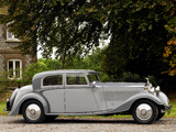 Rolls-Royce Phantom II Continental Sports Saloon by Thrupp & Maberly 1932 wallpapers