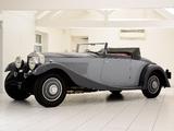 Rolls-Royce Phantom II Continental Drophead Coupe by Freestone & Webb 1932 wallpapers