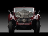 Rolls-Royce Phantom II Continental Coupe by Freestone & Webb 1933 wallpapers
