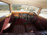 Rolls-Royce Phantom II Continental Touring Saloon by Barker 1933 wallpapers