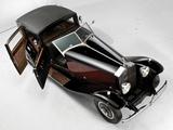 Rolls-Royce Phantom II Special Town Car by Brewster 1933 wallpapers