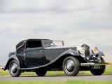 Rolls-Royce Phantom II Continental Drophead Coupe 1934 wallpapers