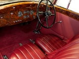 Rolls-Royce Phantom II Continental Drophead Coupe by Allweather Motor Bodies 1935 wallpapers