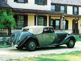 Rolls-Royce Phantom III Drophead Coupe 1936 wallpapers