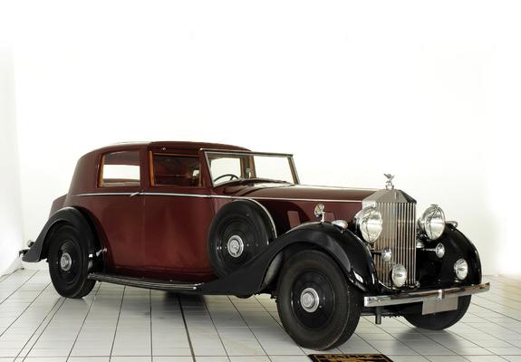 Rolls Royce Phantom Iii Sedanca De Ville 1936 Wallpapers
