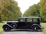 Rolls-Royce Phantom III Limousine by Barker 1937 wallpapers