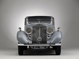 Rolls-Royce Phantom III Sports Sedanca de Ville by Gurney Nutting 1937 wallpapers