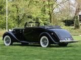 Rolls-Royce Phantom III Cabriolet by Mazzara & Meyer 1938 wallpapers