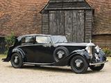 Rolls-Royce Phantom III Saloon by Mulliner 1938 wallpapers