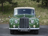 Rolls-Royce Phantom V Park Ward Limousine 1959–63 wallpapers
