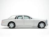 Rolls-Royce Phantom Silver Edition 2007 wallpapers