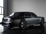 Mansory Rolls-Royce Phantom 2007 wallpapers