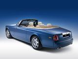 Rolls-Royce Phantom Drophead Coupe UK-spec 2008–12 wallpapers