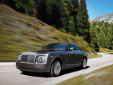 Rolls-Royce Phantom Coupe 2009–12 wallpapers