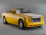 Rolls-Royce Drophead Coupe Bijan Edition 2011 wallpapers