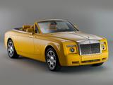 Rolls-Royce Drophead Coupe Bijan Edition 2011 wallpapers