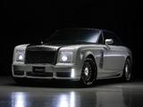 WALD Rolls-Royce Phantom Drophead Coupe Black Bison Edition 2012 wallpapers