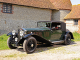 Rolls-Royce Phantom Continental Coupe by Barker (II) 1930 wallpapers