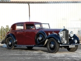 Rolls-Royce Phantom Sedanca de Ville (III) 1936 wallpapers
