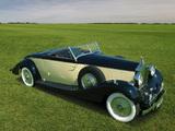 Rolls-Royce Phantom Henley Roadster (III) 1937 wallpapers