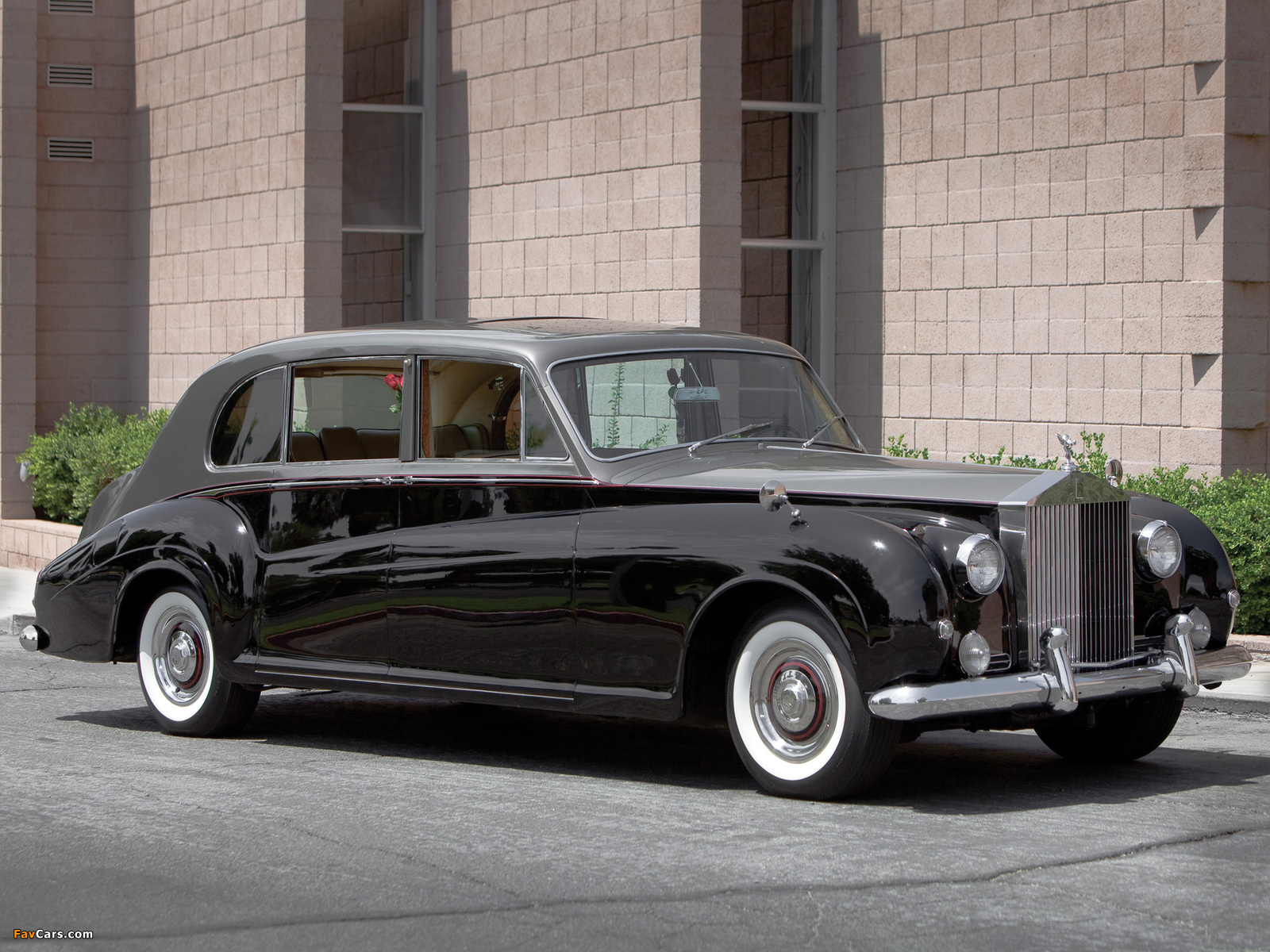 Rolls-Royce Phantom V Limousine by James Young 1959–63 wallpapers (1600 x 1200)