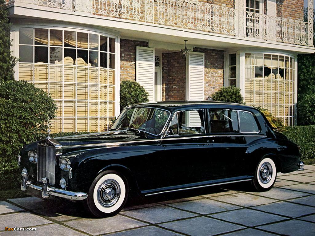 Phantom Rolls Royce >> Rolls-Royce Phantom V Park Ward Limousine 1963–68 wallpapers (1024x768)
