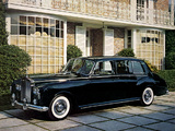 Rolls-Royce Phantom V Park Ward Limousine 1963–68 wallpapers