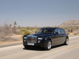 Rolls-Royce Phantom EWB 2005–09 wallpapers