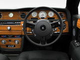 Rolls-Royce Phantom Silver Edition 2007 wallpapers