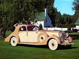 Rolls-Royce Sedan de Ville 1936 wallpapers