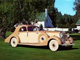 Rolls-Royce Sedan de Ville 1936 wallpapers