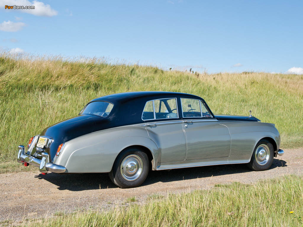 Images of Rolls-Royce Silver Cloud (I) 1955–59 (1024 x 768)