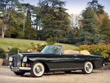 Images of Rolls-Royce Silver Cloud Mulliner Park Ward Drophead Coupe (III) 1966