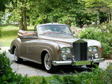 Images of Rolls-Royce Silver Cloud Drophead Coupe (III) 1962–66