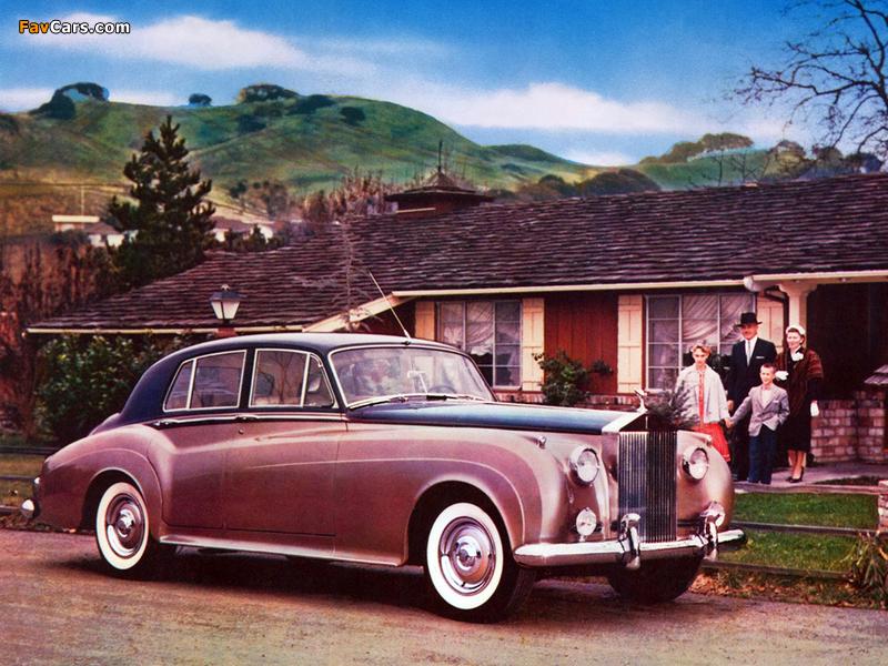 Photos of Rolls-Royce Silver Cloud (I) 1955–59 (800 x 600)