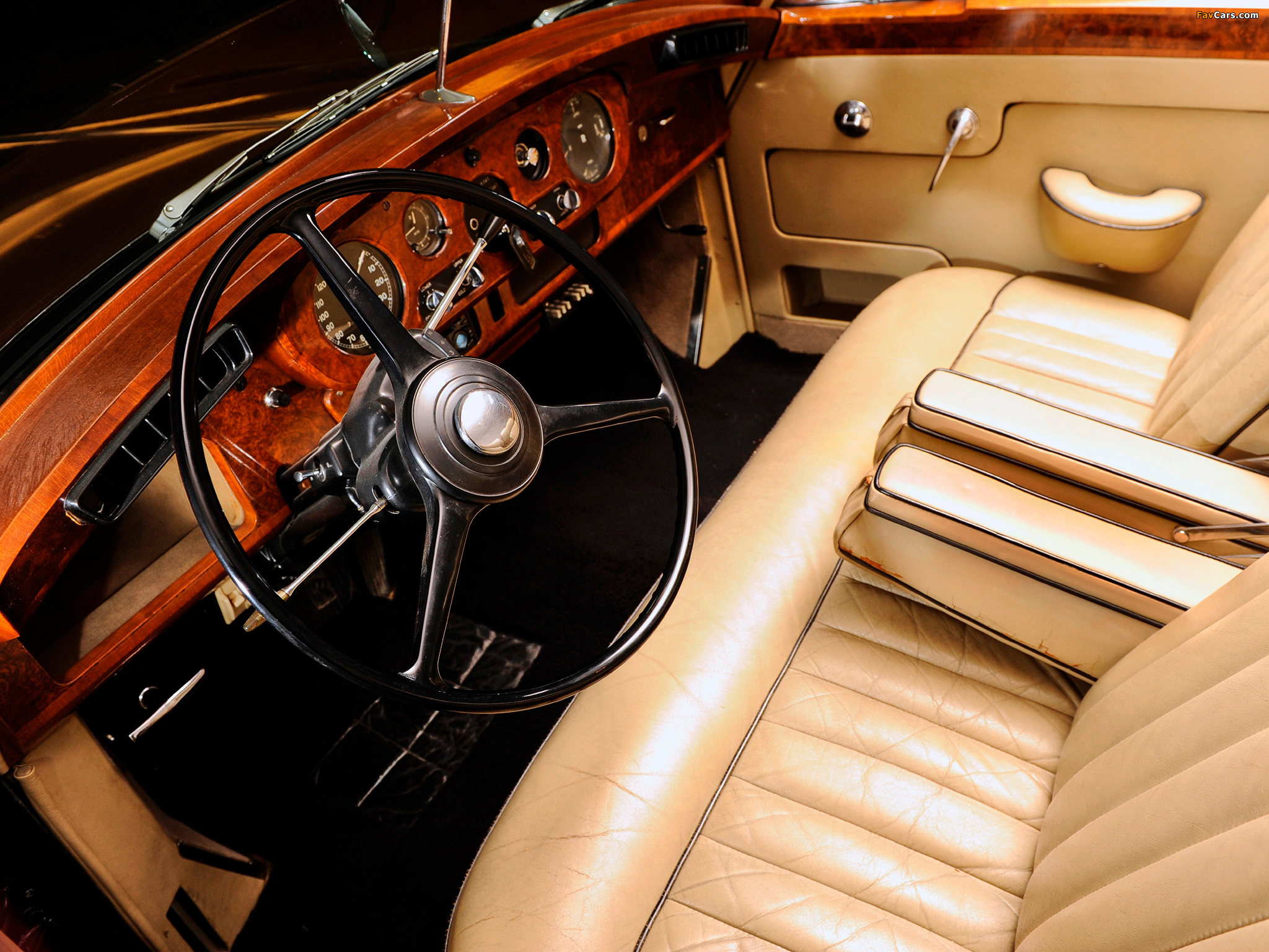 Photos of Rolls-Royce Silver Cloud Drophead Coupe by Mulliner (II) 1959–62 (2048 x 1536)