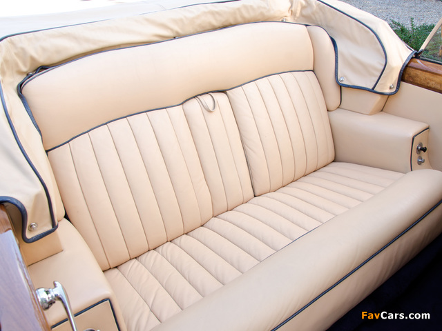 Photos of Rolls-Royce Silver Cloud Drophead Coupe UK-spec (III) 1962–66 (640 x 480)