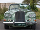 Photos of Rolls-Royce Silver Cloud Mulliner Park Ward Drophead Coupe UK-spec (III) 1966