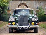 Photos of Rolls-Royce Silver Cloud Mulliner Park Ward Drophead Coupe (III) 1966