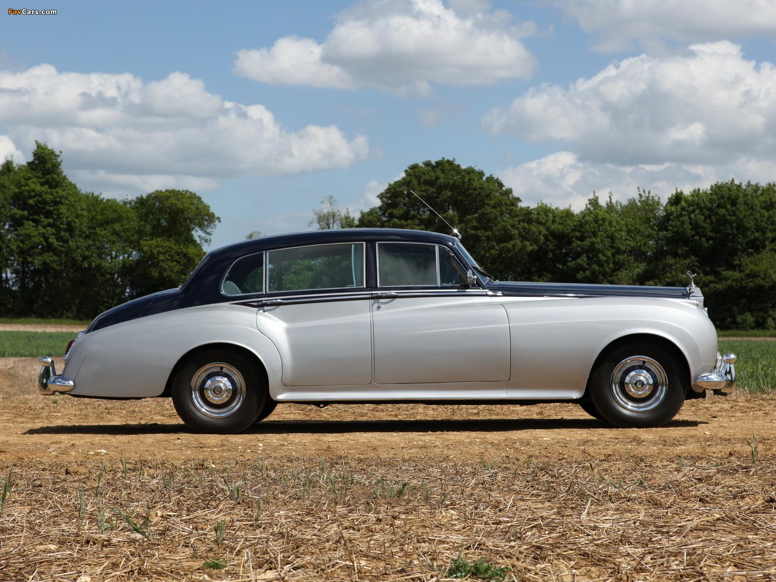 Photos of Rolls-Royce Silver Cloud EWB (I) 1955–59 (1600 x 1200)