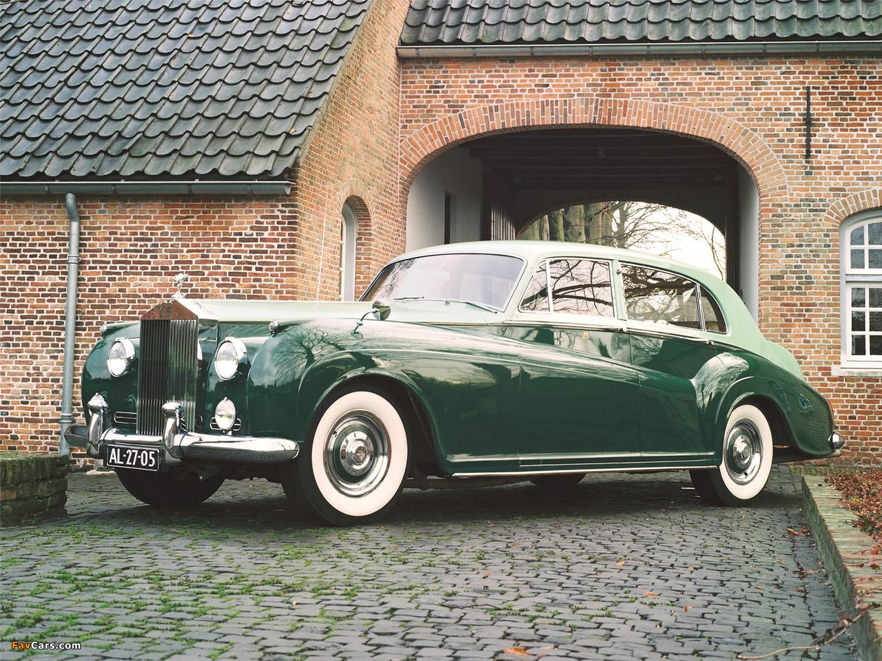 Photos of Rolls-Royce Silver Cloud (II) 1959–62 (1280 x 960)