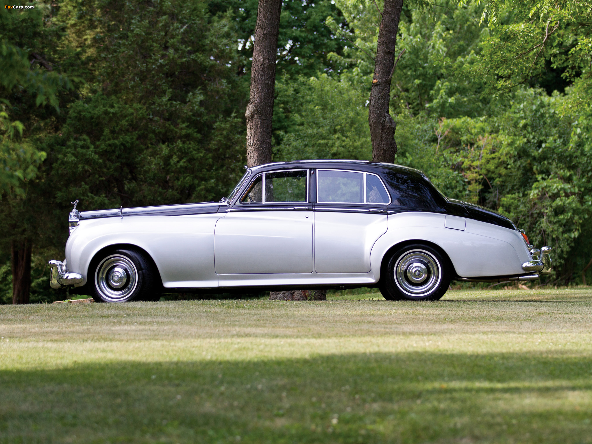 Pictures of Rolls-Royce Silver Cloud (I) 1955–59 (2048 x 1536)
