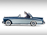 Pictures of Rolls-Royce Silver Cloud Drophead Coupe by Hooper (I) 1956–58