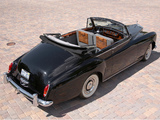 Pictures of Rolls-Royce Silver Cloud Drophead Coupe (III) 1962–66