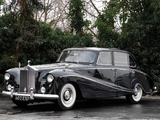 Pictures of Rolls-Royce Silver Cloud Empress Saloon by Hooper (I) 1956–58