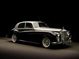 Pictures of Rolls-Royce Silver Cloud (II) 1959–62