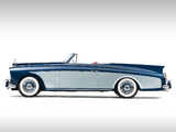 Rolls-Royce Silver Cloud Drophead Coupe by Hooper (I) 1956–58 images